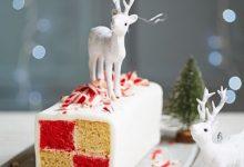40个创意的圣诞节蛋糕设计想法