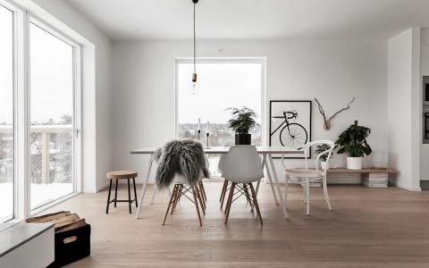 50张创意的北欧风格室内设计照片
