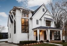 25个白色现代家居住宅的想法