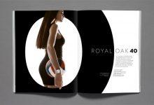 40个创意的杂志设计作品案例