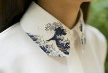 10个创意的衣领花纹图案设计案例