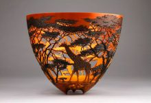 25个极具艺术的木头碗雕刻作品欣赏