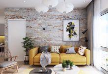 55个砖墙的创意室内装修设计案例作品