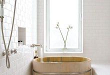 19个日本泡澡浴缸的创意设计案例