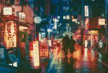 25张迷人的日本东京夜景摄影照片