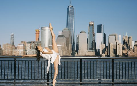 60张优美的舞者跳舞摄影照片欣赏