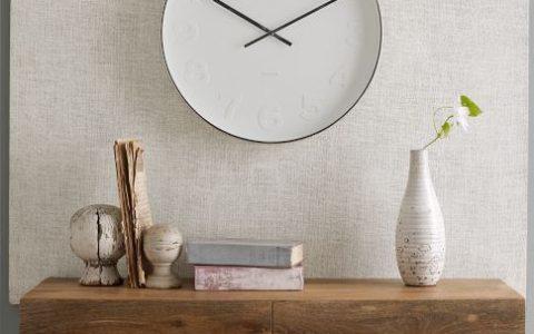 40个超酷的墙壁挂钟装修设计效果